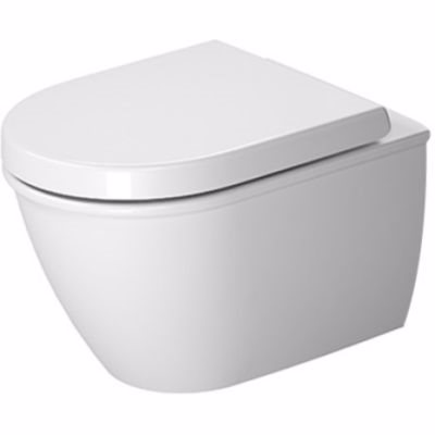 Image of   Duravit Darling New compact vægtoilet Med WonderGliss
