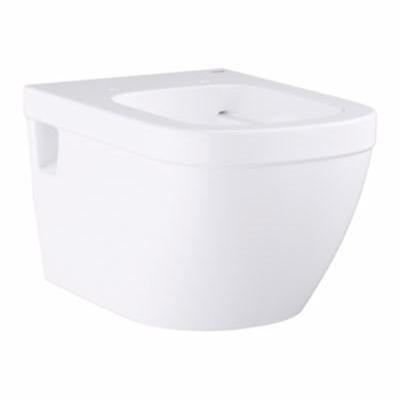 Image of   Grohe Euro Ceramic WC hængeskål basic, til indbyggede cisterner
