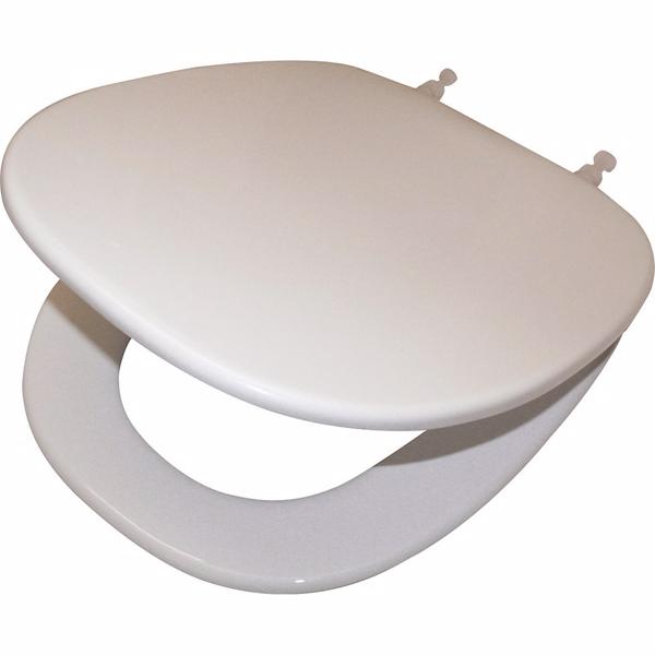 Image of   Ifö Aqua sæde Uni-model. Blødt. Hvid