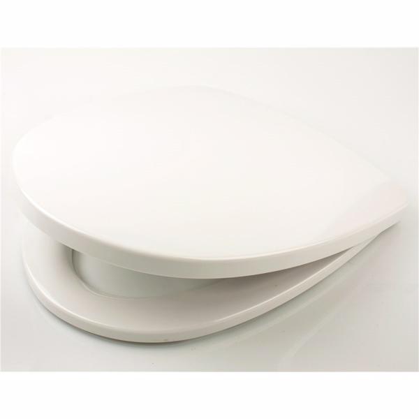Image of   Ifö Sign sæde med Softclose, quick release og faste beslag. Hvid