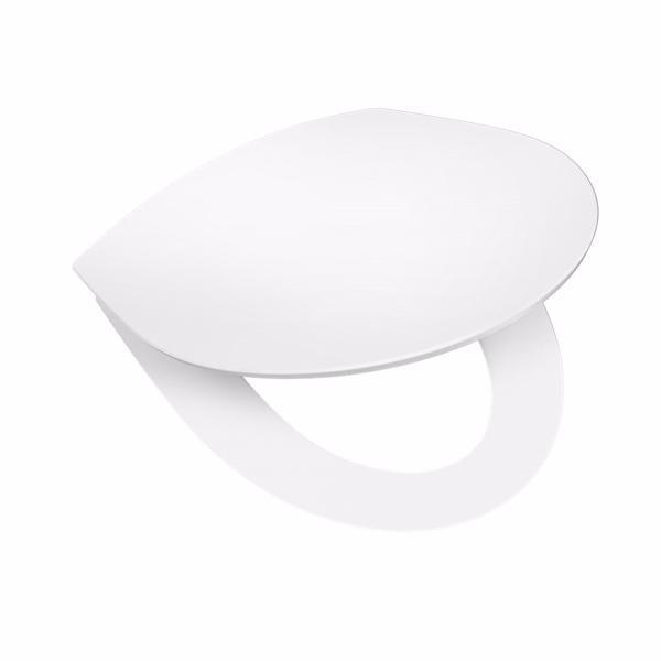 Image of   Ifö Spira Art toiletsæde SC med softclose og quick release i hvid