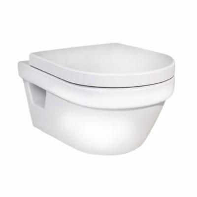 Image of   Gustavsberg Hygienic/Artic toiletsæde m/sc hvid