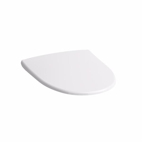 Image of   Laufen Kompas Toiletsæde med softclose og quick release, hvid