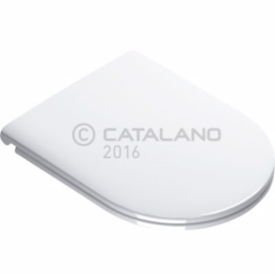 Image of   Catalano Softclosetoiletsæde ECO med soft close