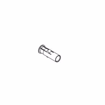 Image of   Pressalit bøjlebøsning, til universal beslagssæt BN2P999