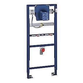 Image of   Grohe Rapid SL monteringselement til urinal, 113 cm, håndbetjening eller tectron infrarød, Rapid