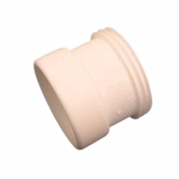 Kleto Klosettilslutning 125mm Wisa 4 Lige Til muffe