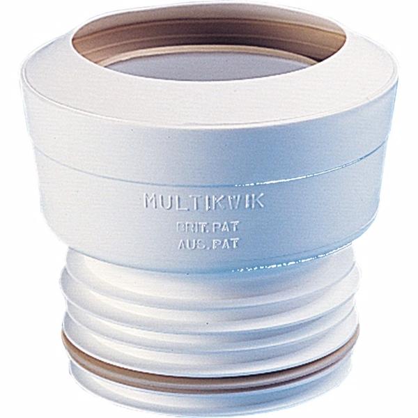 Image of   Combi Klosettilslutning Udv.98-112mm Koncentrisk