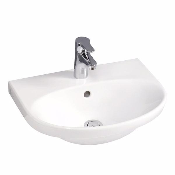 Gustavsberg Nautic 5550 håndvask 50x38 cm