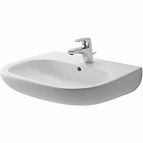Image of   Duravit D-code håndvask, 600x460 mm