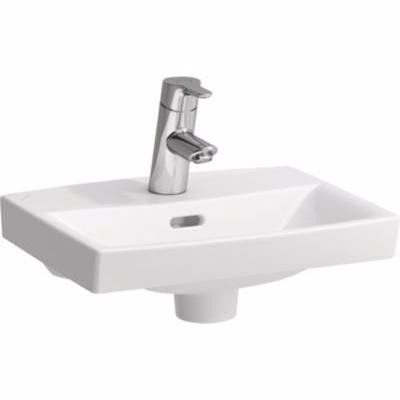 Laufen Pro n håndvask 400 x 320 mm. Til boltmontage. Hvid