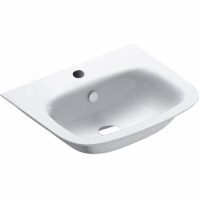 Image of   CATALANO GREEN ONE55 håndvask 550x450 mm. Med hanehul og med overløb