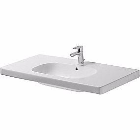 Image of   Duravit D-code håndvask, 1050x480 mm, indbygning