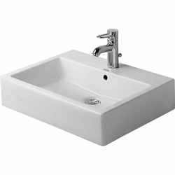 Duravit Vero bordvask, 600x470 mm