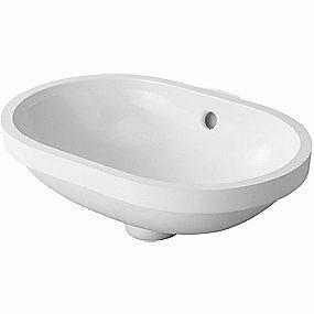Image of   Duravit Foster håndvask, 430x310 mm, til underlimning