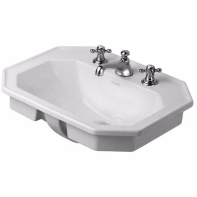 Image of   Duravit 1930 håndvask, 580x470 mm