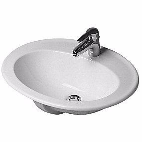 Image of   Duraplus håndvask, 615x495 mm, indbygning