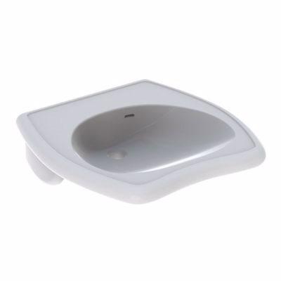 Billede af Geberit VITALIS håndvask 550x550x150mm til bolte hvid