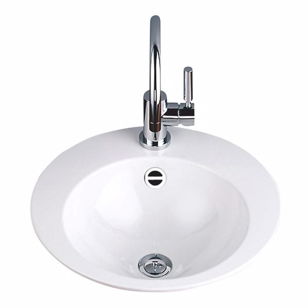 Image of   Alape Juvel håndvask hvid 500x400mm