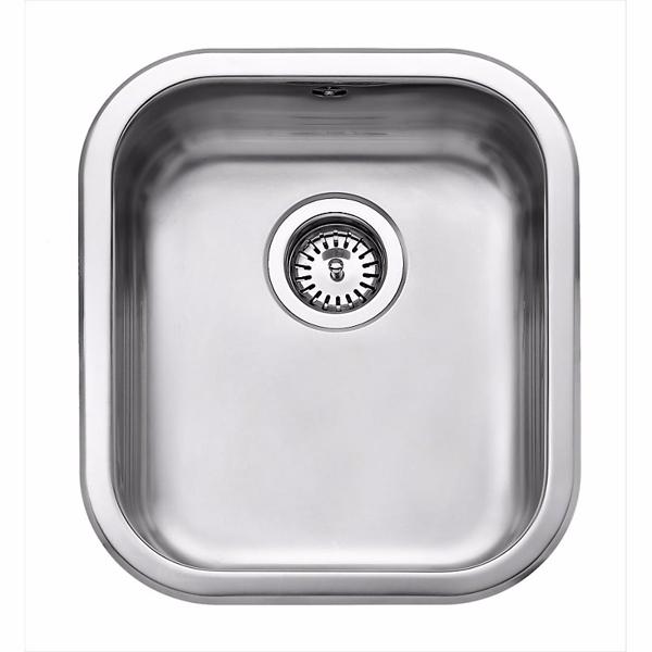 Juvel køkkenvask, BK400-R02 K400, 400x460 mm