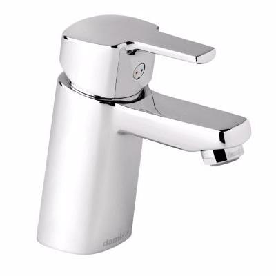 Image of   Damixa Pine håndvaskbatteri uden bundventil med koldstart