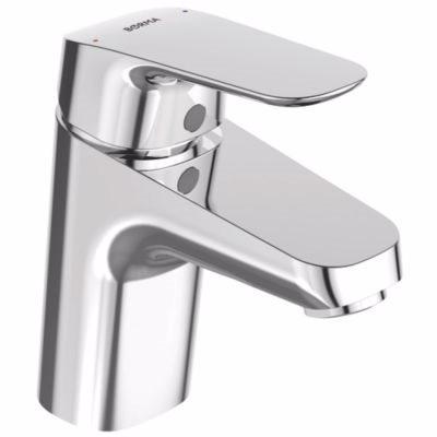 Image of   Børma Ceraflex Håndvaskarmatur uden bundventil, 1-grebs. Krom
