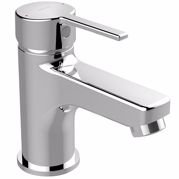 Image of   Børma Promix håndvaskarmatur med bundventil. Krom