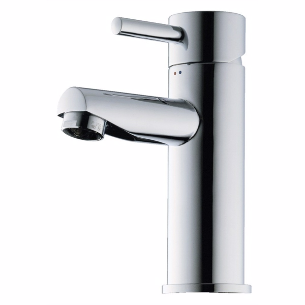 Image of   Børma A1 Håndvaskarmatur krom 1-grebs uden bundventil