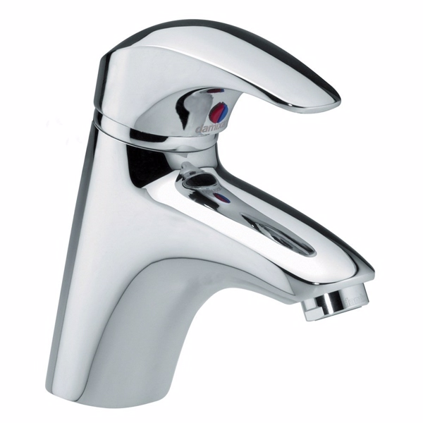Image of   Damixa Space et-grebs håndvaskarmatur. Uden bundventil