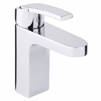 Billede af Damixa slate håndvaskarmatur krom