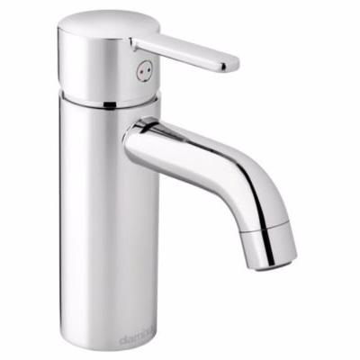 Image of   Damixa Silhouet Small håndvaskarmatur med antiskoldning og eco save. krom