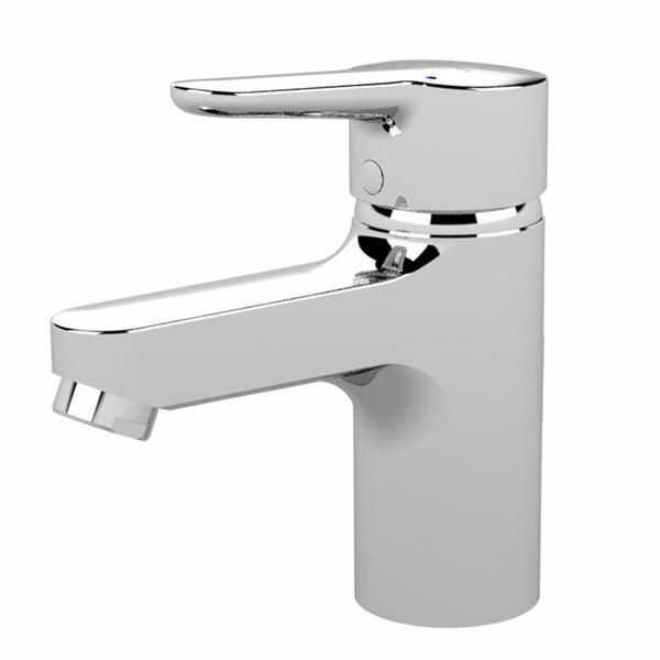 Image of   Børma Connect håndvaskarmatur med bundventil