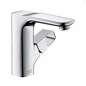 Billede af Hansgrohe Axor Urquiola 1-grebs håndvaskarmatur, med bundventil. krom