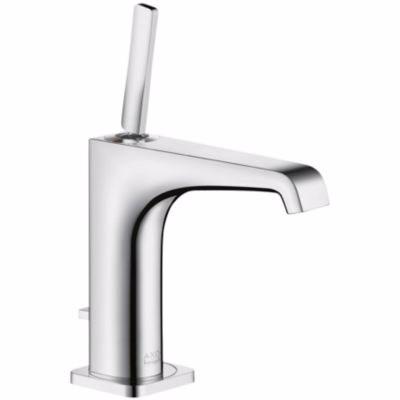 Billede af Hansgrohe Axor Citterio E 125 Håndvaskarmatur med bundventil, krom
