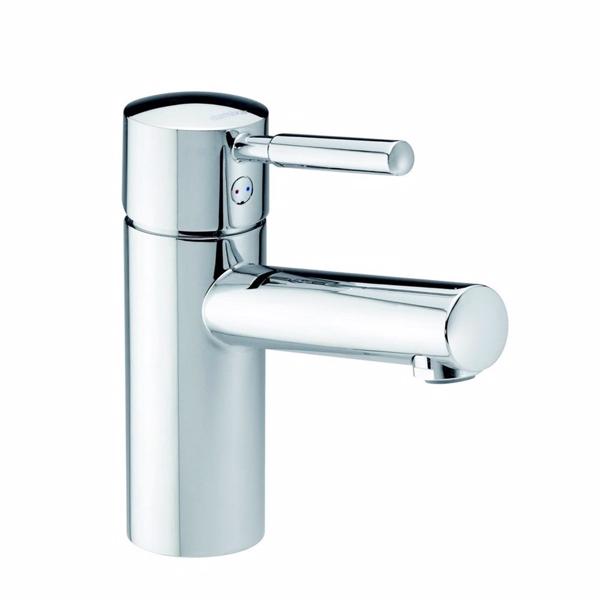 Image of   Damixa Merkur Håndvask XC forkromet med push up ventil