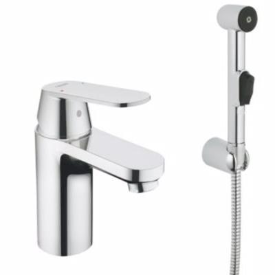 Billede af Grohe Eurosmart Cosmo håndvaskarmatur med sidebrus til håndvask