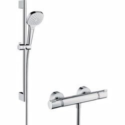 Hansgrohe Croma Select E Vario / Ecostat Comfort sæt 65 cm