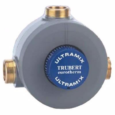 Image of   CMA Eurotherm termostat 1 1/4'', Blandeventil - Kap: 8-175 l/pr. minut - m/kontraventiler