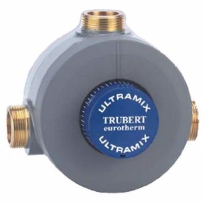 Image of   CMA Eurotherm termostat 1 1/2'', Blandeventil - Kap: 8-260 l/pr. minut - m/kontraventiler
