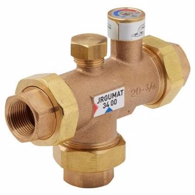 Image of   Broen JRGUMAT 3400 Central termostatblander 1'' 30-45 grader. 7-12 tappesteder