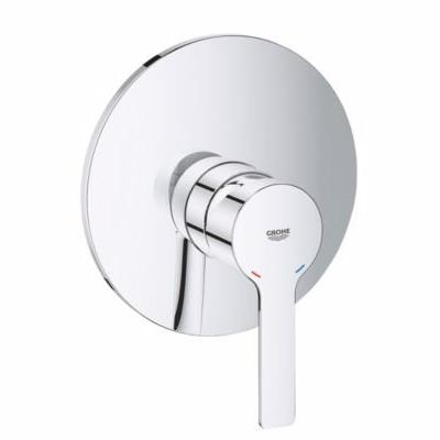 Grohe Lineare termostatarmatur udvendig dele. Krom