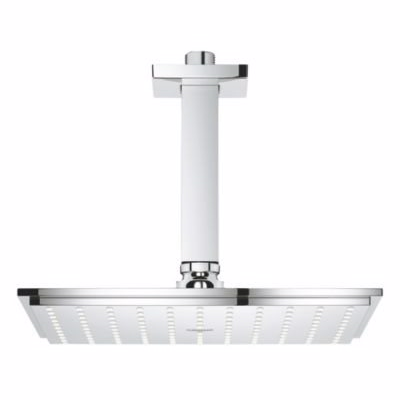 Image of   Grohe Rainshower Allure 230 Hovedbruser sæt til loft 154 mm, 1 spray