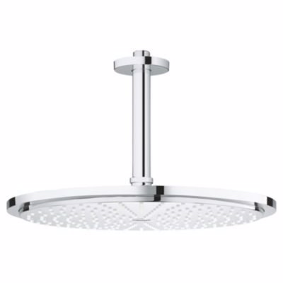 Image of   Grohe Rainshower Cosmopolitan Ø310mm, Hovedbruser sæt til loft 142 mm, 1 spray