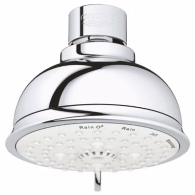 Image of   Grohe NTempRustic 100 IV hovedbruser 9,5l