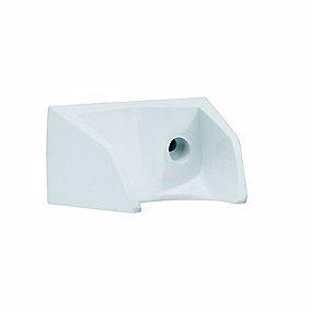 Image of   Damixa vægkonsol til Perle-Spray håndbruser. Hvid. 78180