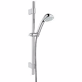 Image of   Grohe Relexa Trio brusesæt 600mm stang. håndbruser. 28942