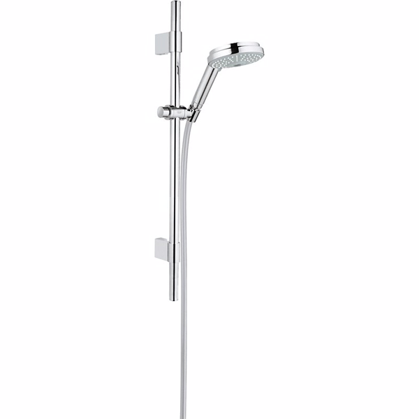 Image of   Grohe Rainshower Cosmopolitan Ø130mm brusehoved. 600mm stang