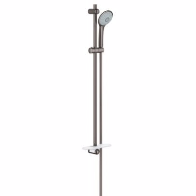 Image of   Grohe Euphoria Brusesæt 3 sprays, Hard Graphite