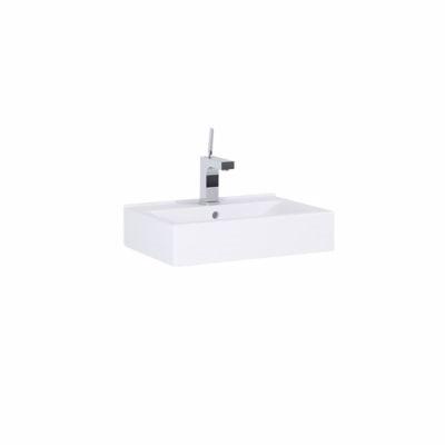 Lita Vask 45 cm Vask til Lita Møbelpakker, Hvid