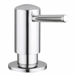 Grohe Contemporary sæbe dispenser. Krom